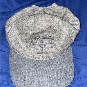 Nautica wool strap back hat